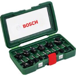 Fräser – Bosch Set 15tlg.
