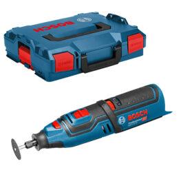Rotationswerkzeug – Bosch GRO 12V-35 in L-Boxx